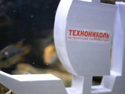 Пенополистирол для теплого пола с пазами 30 мм