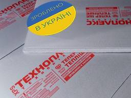 Пенополистирол экструд 1200*600* -20, -30, -40, -50, -100мм.