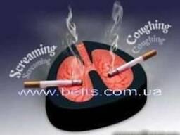 Пепельница в виде легких (кашляет) - фото 1