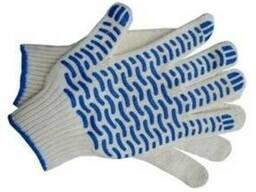 Перчатка Волна 7 й класс вязки