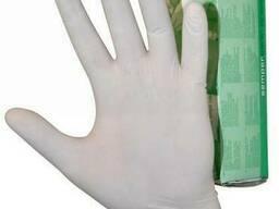 Перчатки бытовые латексные тонкие