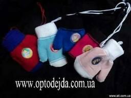 Перчатки детские оптом