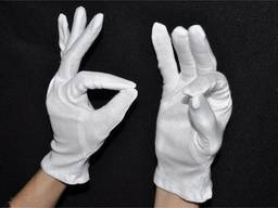 Перчатки для официантов
