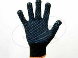 Перчатки ХБ 8311 черные