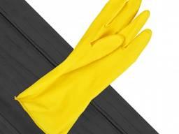 Перчатки хозяйственные, перчатки латексные хозяйственные от 240пар