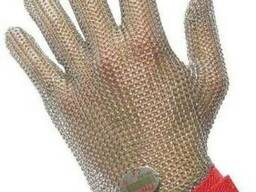 Перчатки кольчужные FM Plus