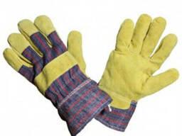 Перчатки краги утепелнные