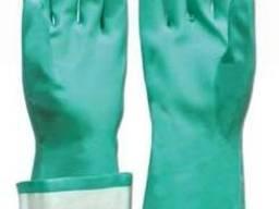 Перчатки КЩС нитриловые К80Щ50