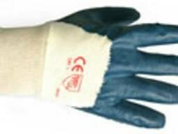Перчатки манжета нитриловая