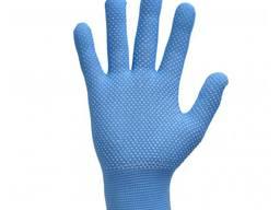 Перчатки нейлоновые с микроточкой