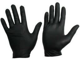 Перчатки нитриловые SafeTouch Advanced Medicom 100 штук