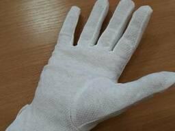 Перчатки официантские