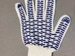 Перчатки рабочие трикотажные - фото 1