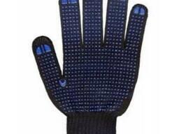 Перчатки рабочие - Трикотажные - Рукавицы - С покрытием - К