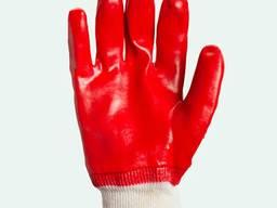 Перчатки рабочие защитные МБС