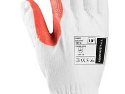 Перчатки с латексным покрытием Ардон Randy