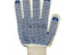 Перчатки с ПВХ 8310, Standart, 3 нити