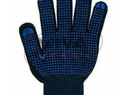 Перчатки с ПВХ 8411, 4нити, 8410