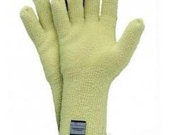Перчатки термостойкие кевларовые 35 см