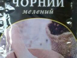 Перец черный молотый 20 гр. тм Таперс, от представителя