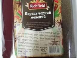 Перец черный молотый 500 г. ХоРеКа