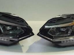 Передние фары FULL LED Volkswagen Touran 2003-2018