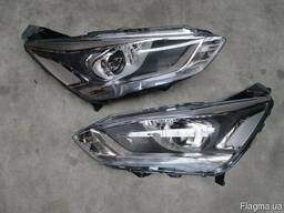 Передние фары (правая левая) Ford (Форд) C-MAX 2003-2018