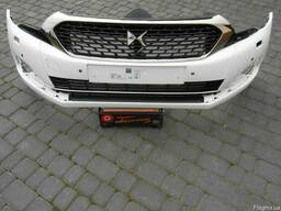 Передний бампер Citroen DS4 2011-2014 разборка б\у