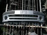 Передний бампер Peugeot 206 CC 2000-2007 разборка б\у - фото 1