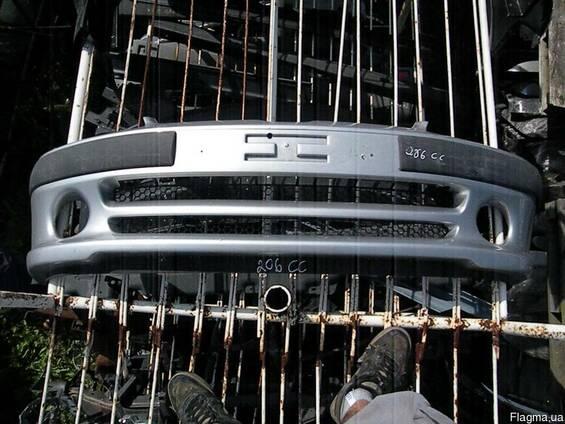 Передний бампер Peugeot 206 CC 2000-2007 разборка б\у