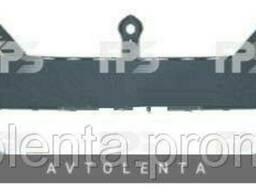 Передний бампер Renault Logan 04-12, без отверстия птф (FPS)