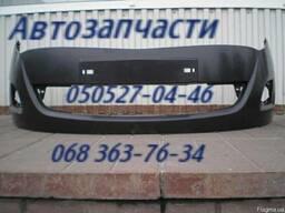 Передний бампер ЗАЗ Форза Форца Chery Forza