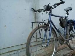 Передний велобагажник под заказ