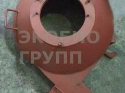 Передняя крышка гранулятора ОГМ 1.5 (комплектная)