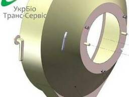 Передняя крышка гранулятора ОГМ 1, 5.