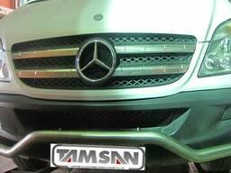 Передняя нижняя дуга MBSP.07. F3-04.6 (нерж. ) Mercedes. ..