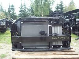 Передняя панель усилитель радиаторы KIA Sportage 4 IV SQ 2. 0