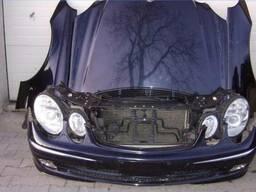 Передо капот крило фара Mercedes E W211 211 Мерседес розбор