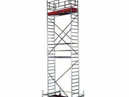 Передвижная вышка Krause Stabilo серия 10 (2,5х0,75 м). ..