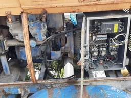 Передвижной компрессор ПКС-3,5 электрический