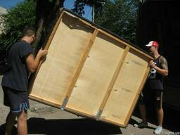 Переезд ( мебель, пианино, холодильник). Услуги грузчиков