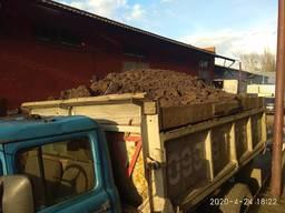 Перегной Коровий 2-3 года Зил 6 тонн и в мешках