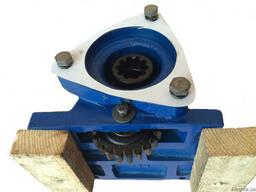 Переходник двигателя на стартер ЮМЗ. Переоборудование