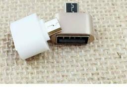 Переходник USB 2.0 AF/Micro-B OTG, Пакет