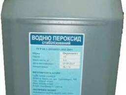 Перекись водорода 35% (пергидроль)