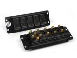 Переключатель блок пяти клавишный комбайна Дон 1500 53. 3710-01. 17