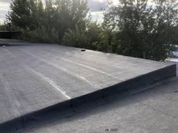 Перекрытие крыш гаражей, балконов, ангаров. .. ..