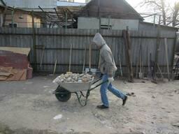 Перемещение грунта, земляные работы