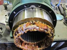 Перемотка электродвигателей холодильных компрессоров