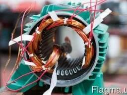 Перемотка электродвигателей в Макеевке